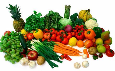 Μαραγκιασμένα λαχανικά