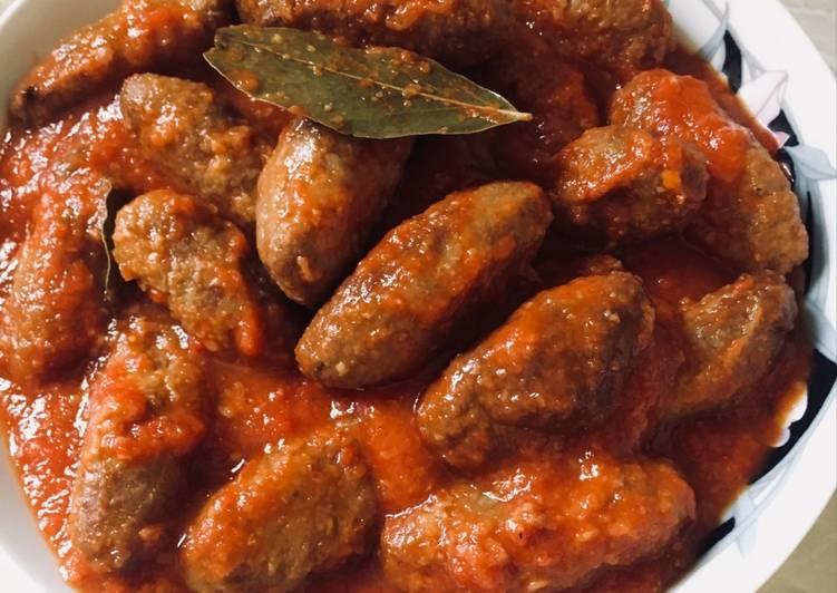 Μυστικό για νόστιμα σμυρνέϊκα σουτζουκάκια
