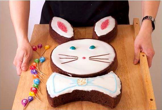 Πώς κάνω τούρτα-αρκουδάκι