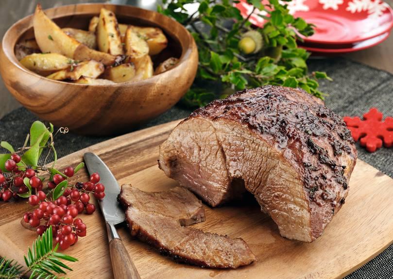 Test για ψήσιμο κρέατος