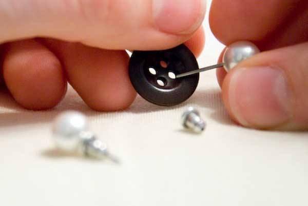 Έξυπνο κόλπο για τα σκουλαρίκια