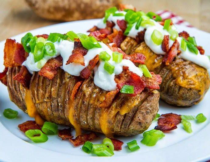 Πατάτες, γρήγορο και νόστιμο σνακ