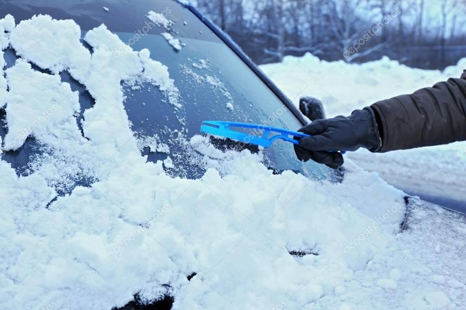 Πώς θα αποφύγω τα χιόνια ή τον πάγο