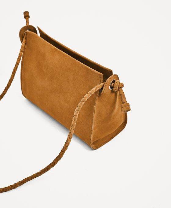 Καστόρινη τσάντα ή παπούτσια
