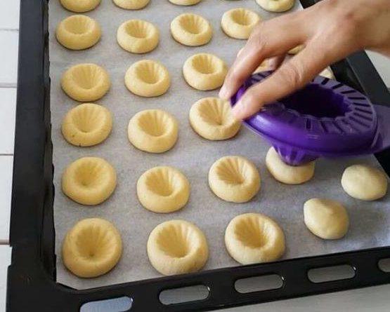 Κόλπο πρακτικό για σχέδιο σε μπισκότα