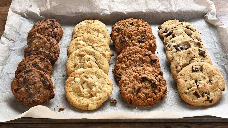 Τι ζάχαρη θα βάλω στα μπισκότα