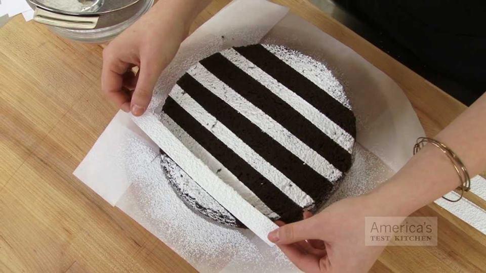 Εύκολο σχέδιο για τούρτα (2)