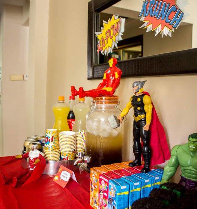 Λύσεις για ένα παιδικό πάρτυ