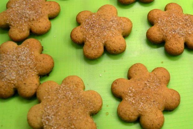 Κάποιες λεπτομέρειες για τα μπισκότα κανέλας