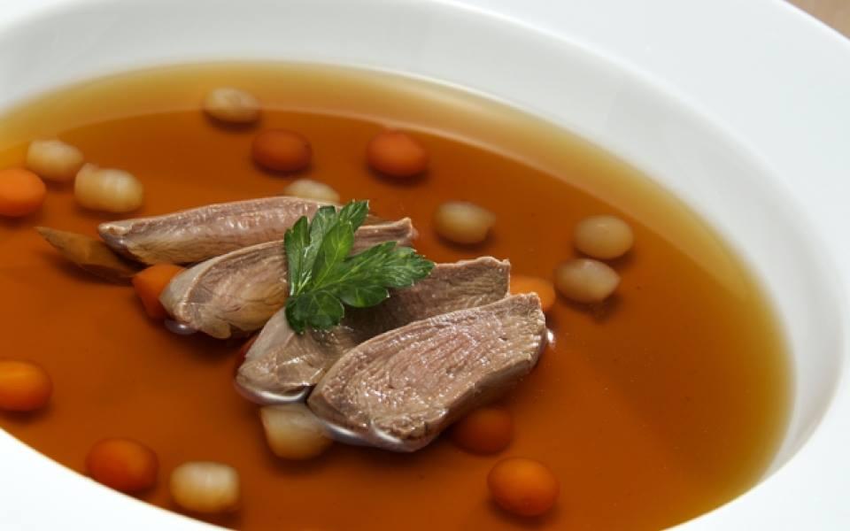 Χρήσεις για τον ζωμό κρέατος