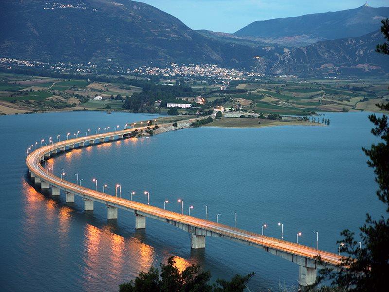 Γρεβενά-Κοζάνη (Σέρβια, Βελβεντό, Καταφύγι)