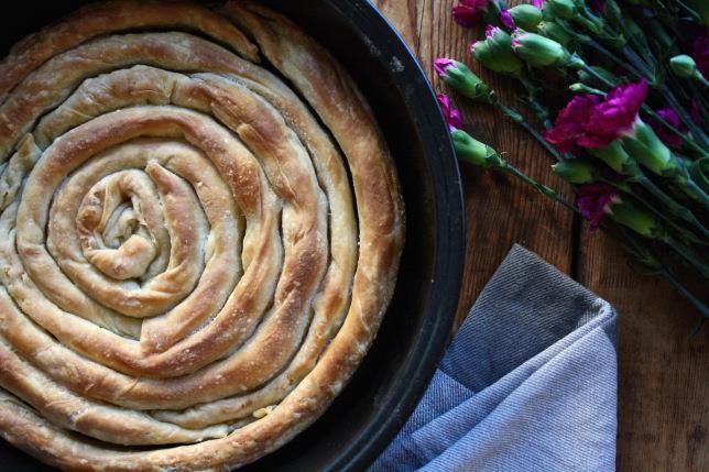 Αυθεντική πίτα Κιχί Κοζάνης