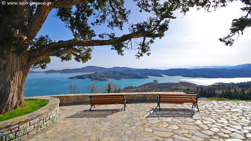 Καρδίτσα-Λίμνη Πλαστήρα