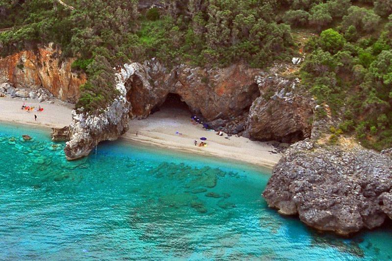 Πήλιο-παραλίες Πηλίου