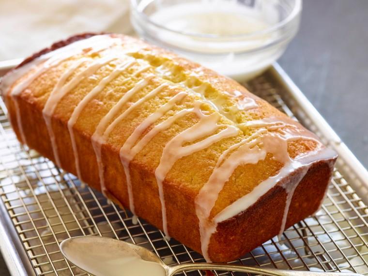 Κέικ λεμονιού Πόρου-Γαλατά