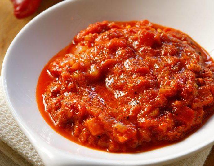 Πώς διορθώνω την σάλτσα ντομάτας;