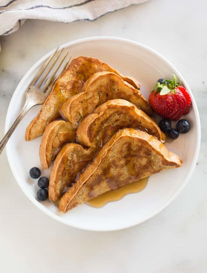 Η τέλεια συνταγή για French Toast ή αλλιώς αυγόφετες!