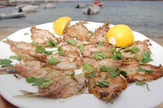 Παραδοσιακή συνταγή με σαρδέλες από Χαλκιδική
