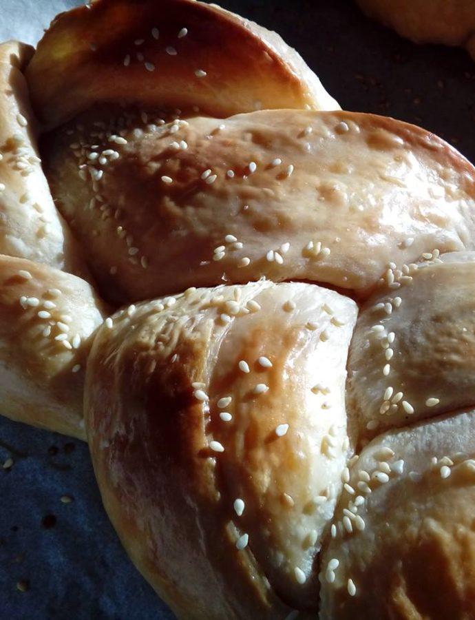 Πιπερόπιτα πλεξούδα