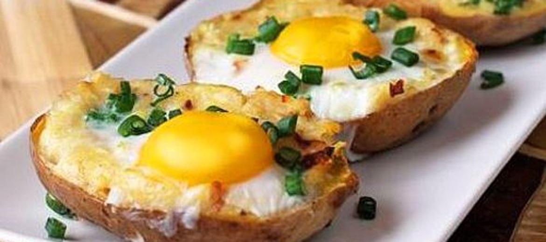 Αυγά παρμαντιέ (Parmantier)