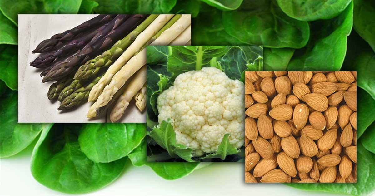 10 τροφές που δίνουν πρωτεΐνη