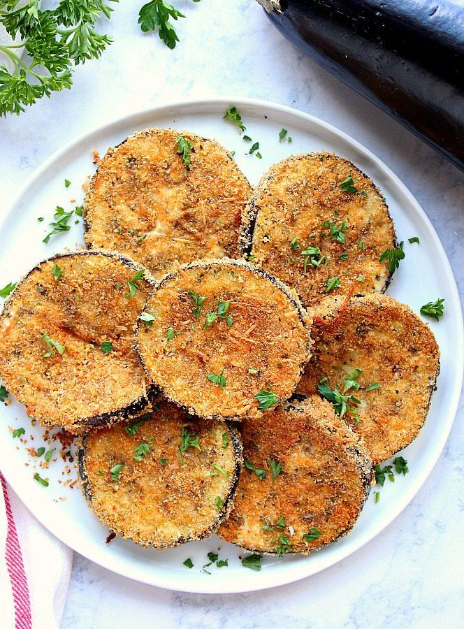 Μελιτζάνες φούρνου πικάντικες