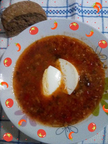 Ντοματόσουπα
