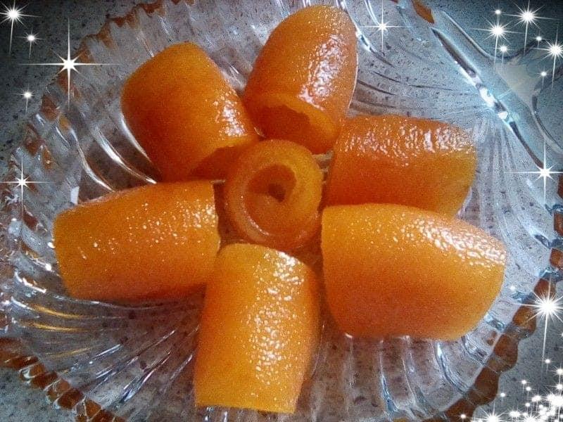 Πορτοκάλι γλυκό του κουταλιού