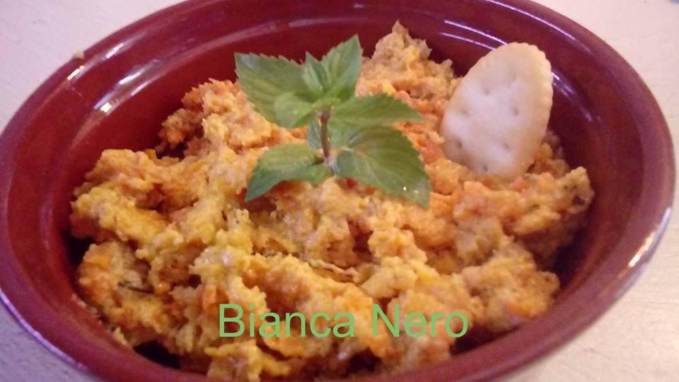 Χούμους από καρότα