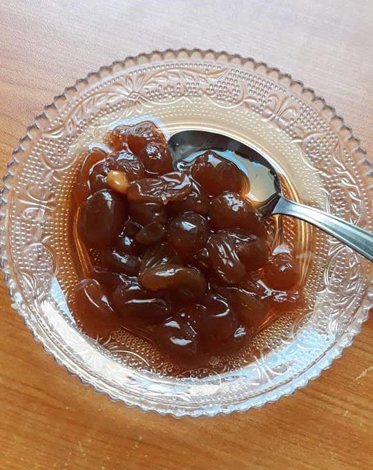 Σταφύλι γλυκό του κουταλιού