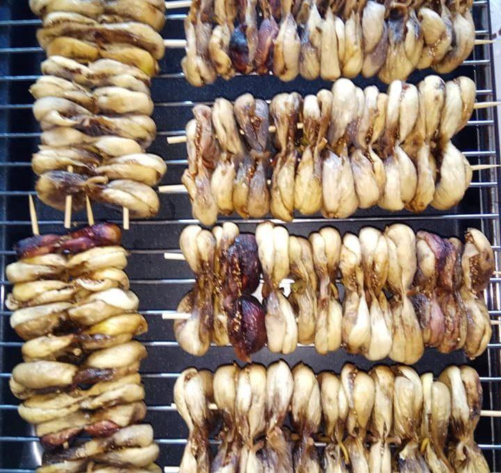 Τσίτες (αποξηραμένα σύκα, σπεσιαλιτέ Κρήτης)