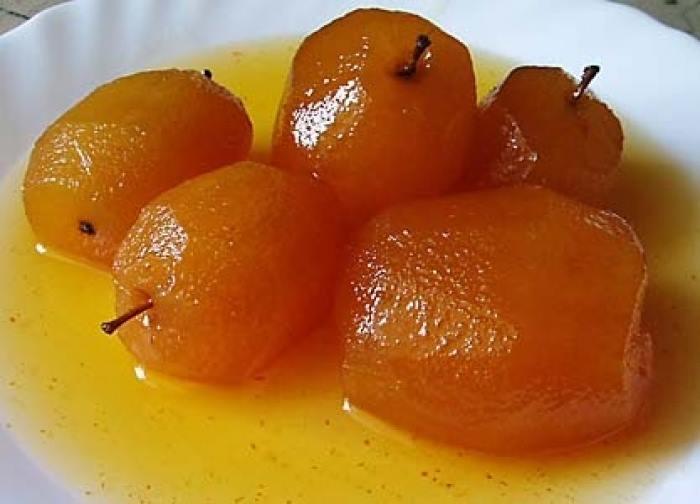 Γλυκό του κουταλιού φιρίκι (σπεσιαλιτέ Πηλίου)
