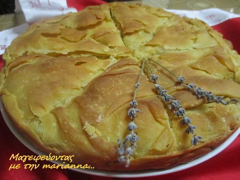 Αετόπιτα (Πρωτοχρονιάτικη πίτα Καρδίτσας)
