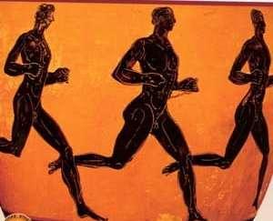Διατροφή αρχαίων Ολυμπιονικών (δρομέων μικρής απόστασης)