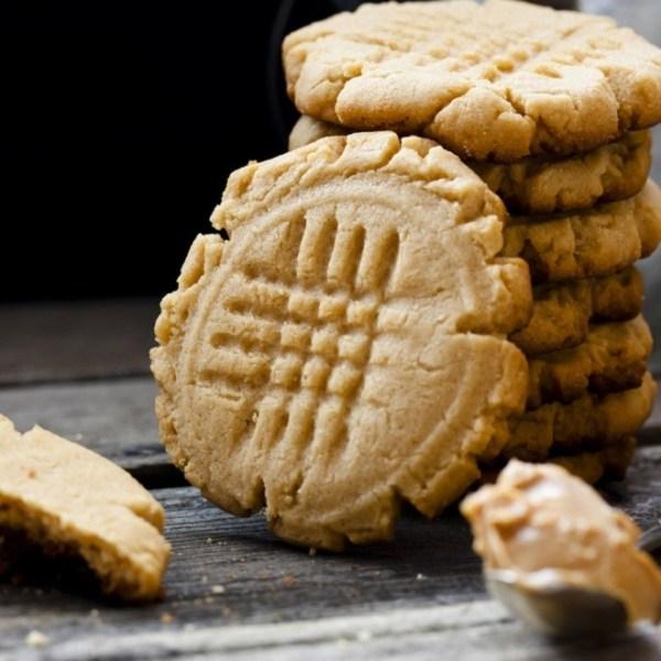 Μπισκότα φυστικοβούτυρου