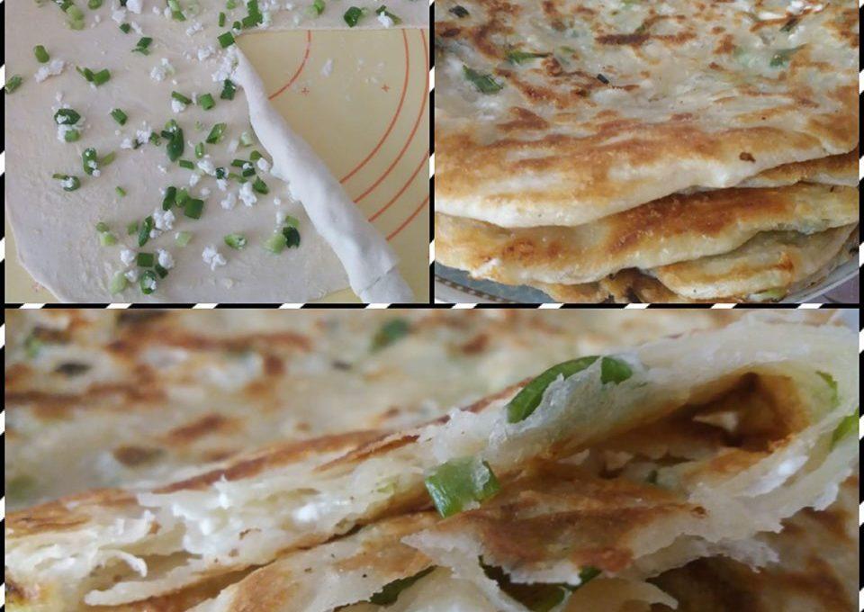 Αράβικες πίτες, τηγανιτές