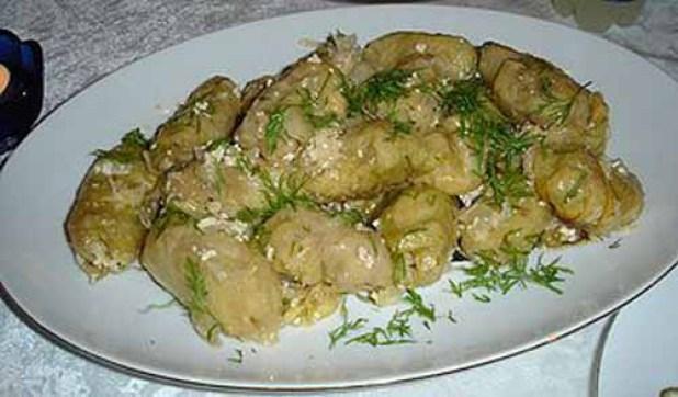 Λαχανοντολμάδες Καστοριάς