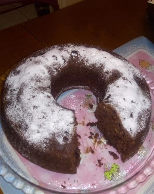 Κέικ νηστίσιμο