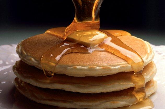 Pancakes με αλεύρι ολικής