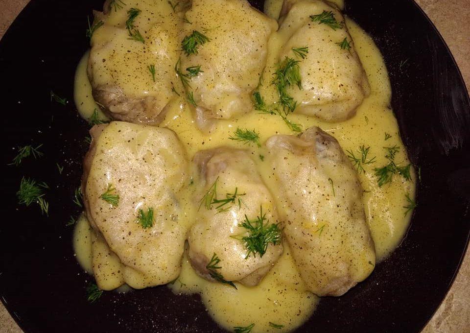 Λαχανοντολμάδες