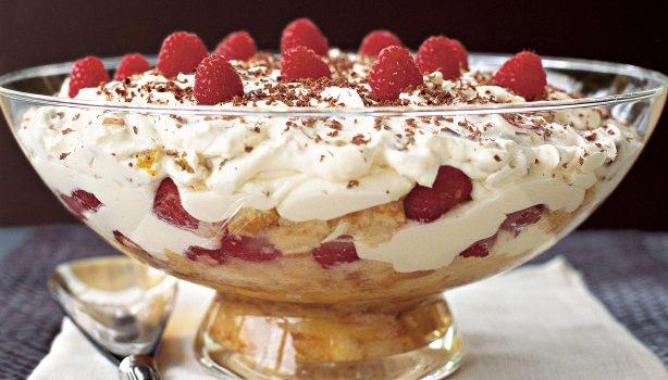 Τράιφλ εύκολο (Trifle)