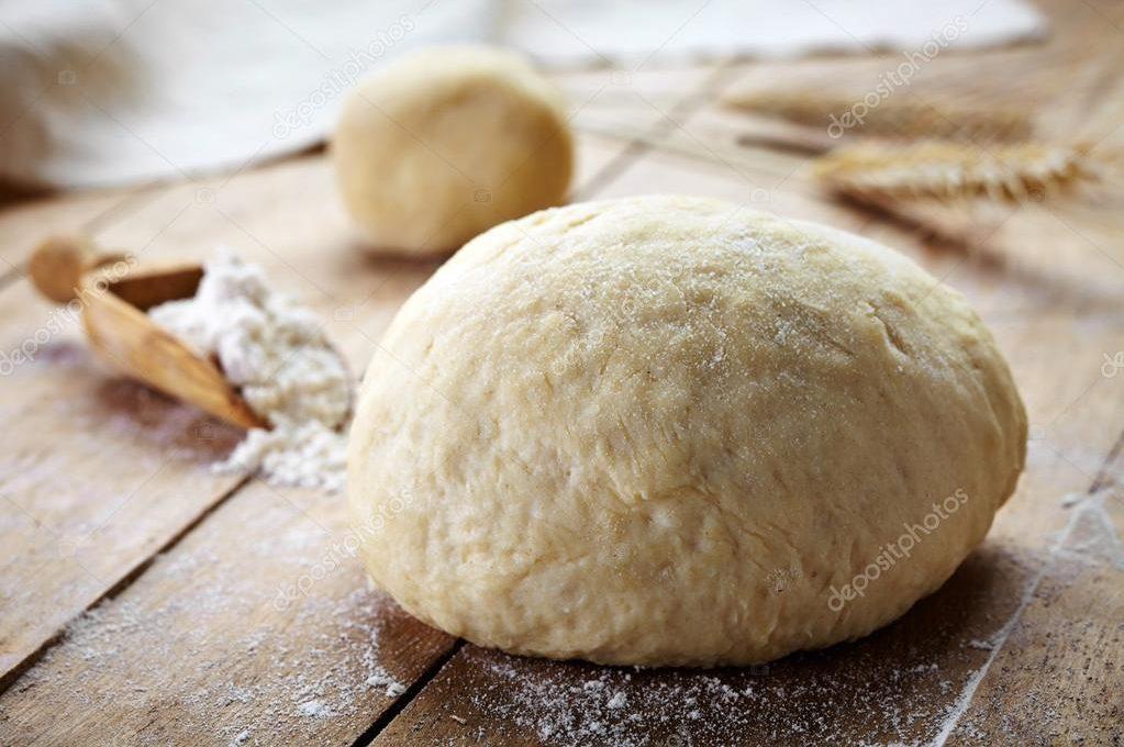 Βασική ζύμη για φύλλο πίτας