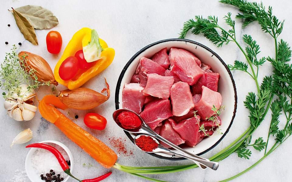 Μαρινάδα ωμή για κοτόπουλο, χοιρινό και κυνήγι