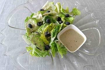 Dressing (ντρέσινγκ) μπαλσάμικου για σαλάτες
