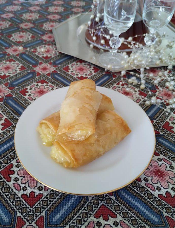 Γαλακτομπούρεκο (παλιά και ακαταμάχητη συνταγή)