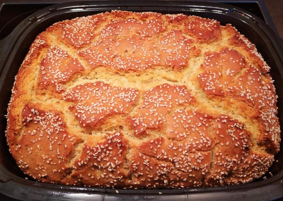 Ψωμί με άρωμα γλυκάνισου