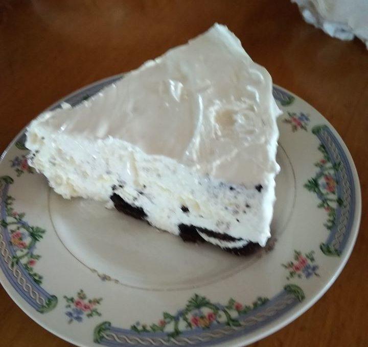 Παγωτό μαστίχα