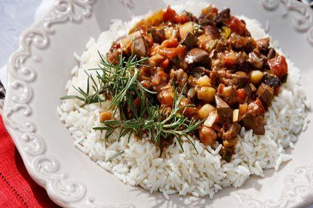 Ρεγάλι (μαγειρίτσα Μάνης)