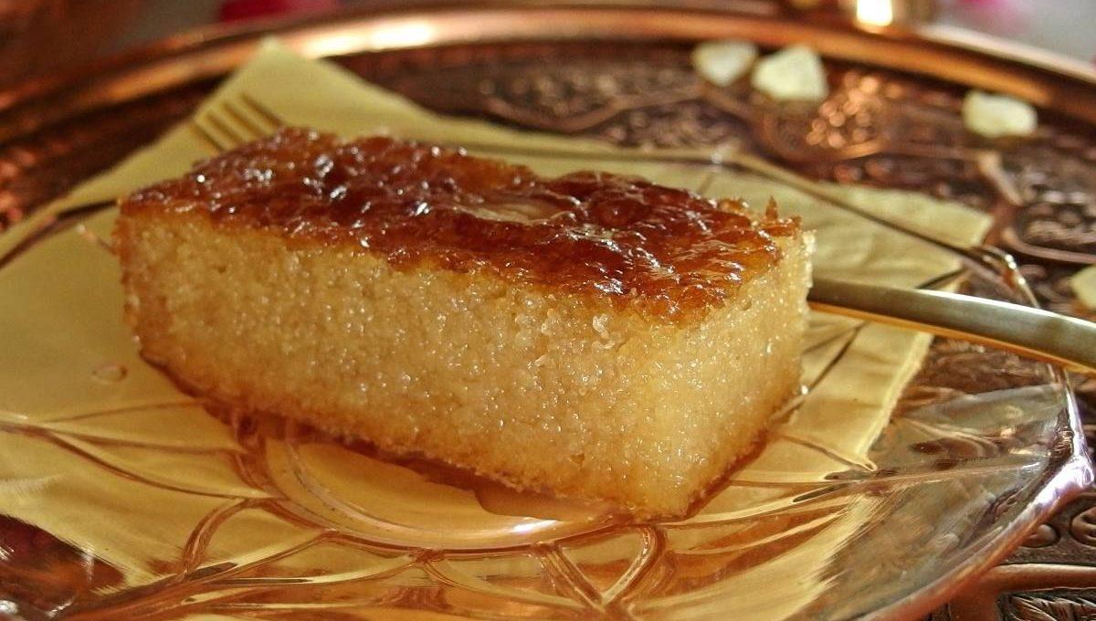 Σάμαλι, το γλυκό της Δαμασκού