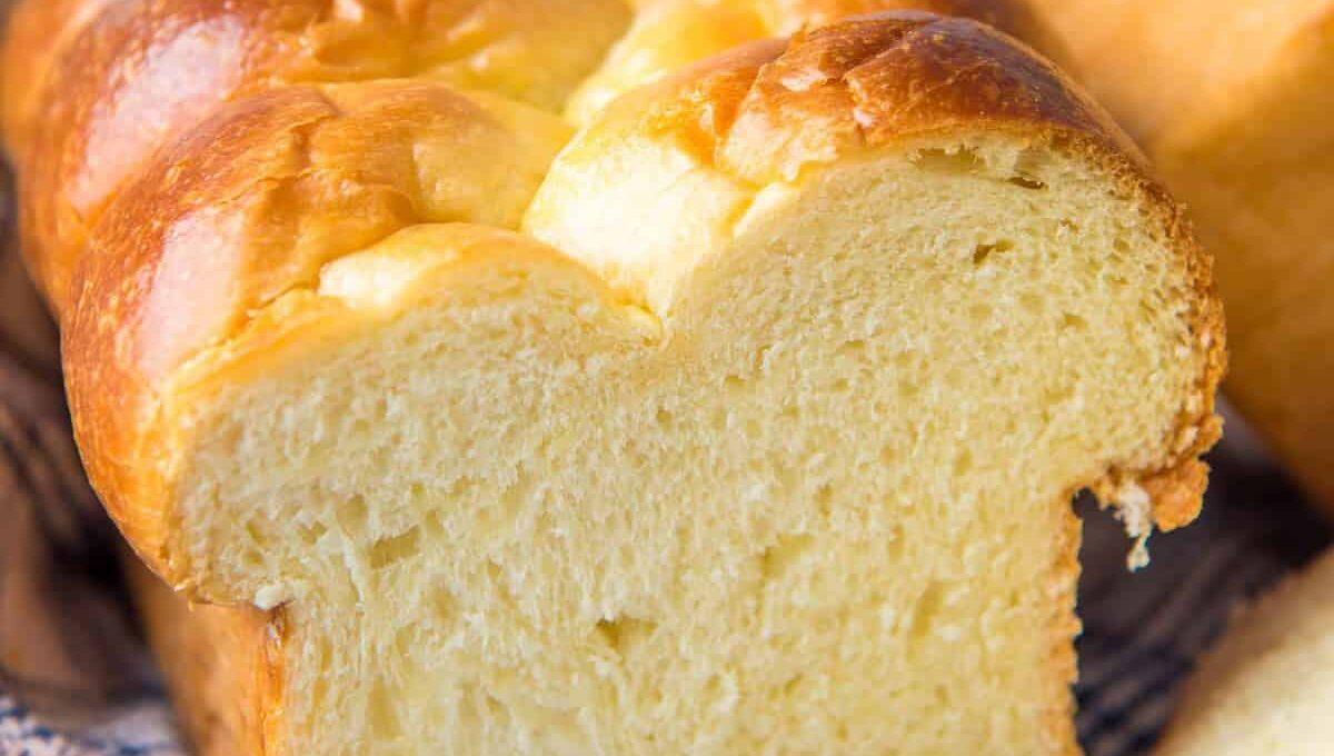 Μπριός ψωμί (Brioche)